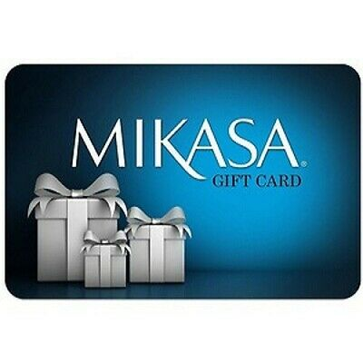100$ Mikasa Gift Card 60% OFF | FAST DIGITAL DELIVERY
