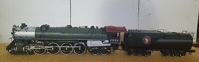 Sunset Models 3rd Rail  Great Northern S-2  4-8-4 Green New 3rl