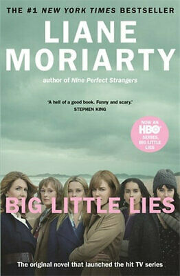 NEW Big Little Lies By Liane Moriarty Paperback Free Shipping