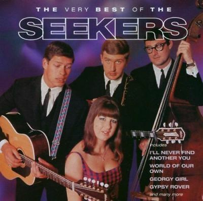The Seekers - The Very Best Of CD Nuovo