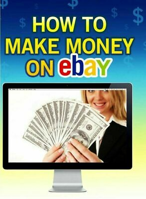 How To Make Money On eBay eBook Pdf Format Master Resell Right