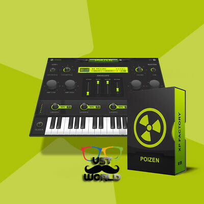 FINGERPRINT VST PLUGIN With 3 EXPANSIONS - ( WIN & MACOS ) eDelivery