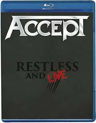 Accept - Restless & Live (Amaray) Blu-Ray Nuevo
