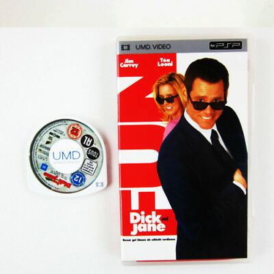 Psp UMD Video : Dick et Jane IN Ovp - PLAYSTATION Portable Film