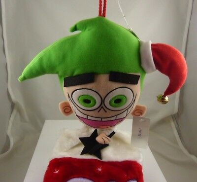 FAIRLY ODD PARENTS COSMO Flippable fairies reversible star