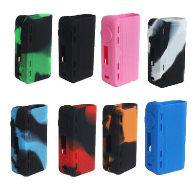 For Smoant Charon 218W TC Silicone Case Wrap Skin Cover Sleeve