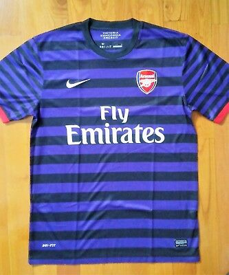 Camiseta Shirt Maglia Arsenal  Premier League Talla M, Original. Excelente