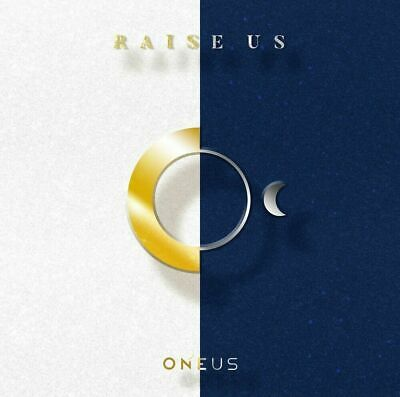 ONEUS- [Raise Us] 2nd Mini Album (Random Ver) CD+Booklet+2p PhotoCard+Post K-POP