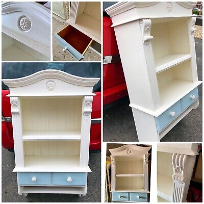 Kitchen Dresser Shabby Chic Farmhouse Unit Solid Pine Hand Painted COLLECTION