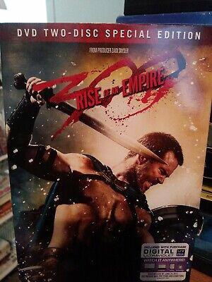 300: Rise of an Empire DVD 2-Disc Set NEW & FACTORY SEALED