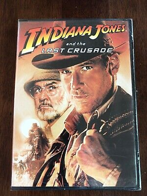 Indiana Jones and the Last Crusade (DVD, 2008, Special Edition Widescreen) NEW