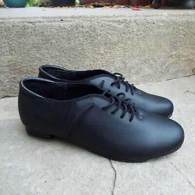 Women's Theatricals Tap Dance Shoes Black Size 11 Lace Up T9500 - Barely Used!