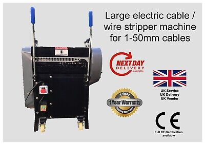 Wire stripper stripping machine for 1-45mm cables