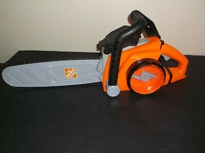 Home Depot Toy Chain Saw Children S Pretend Play W Sounds 22