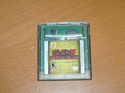 YuGiOh Dark Duel Stories for Nintendo Game Boy Color - game cartridge only GBC