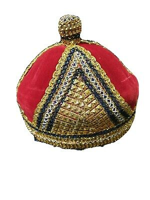 Elegant African Wedding Igbo Traditional Cap