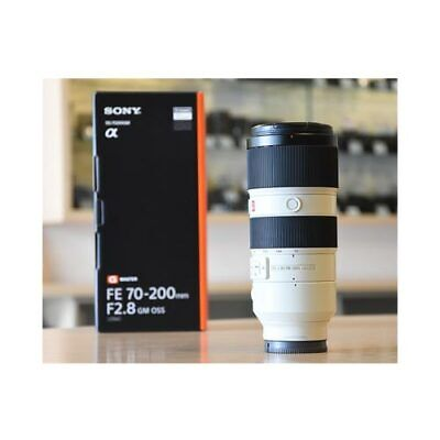 Sony FE 70-200mm f/2.8 GM OSS SEL70200GM Lens No extra cost