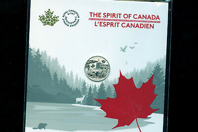 2017 CANADA $3 Spirit of Canada pure silver coin in sealed packaging BL02b