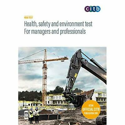 Health, safety and environment test for managers and pr - Paperback / softback N