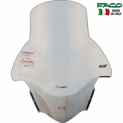Faco 22611 Windscreen Yamaha 400 YP majesty 2004-2008