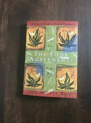 The Four Agreements: A Practical Guide to Personal Freedom by Don M.R eb00k