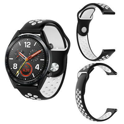 Silicone Wrist Watch Sports Band Strap For Huawei Watch GT / Watch 2 Pro