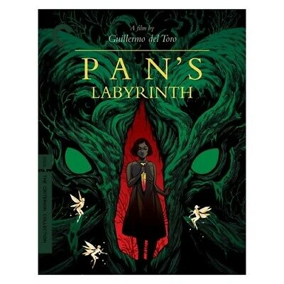 Criterion Collections Brcc2684 Pans Labyrinth (Blu-Ray/2006/Ws 1.85)
