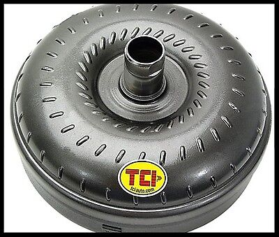 TCI Streetfighter Torque Converter TH350/400 3500 Stall, Dual Bolt #241002