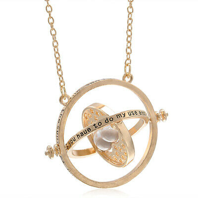 Harry Potter - Hermione's Time Turner Necklace!