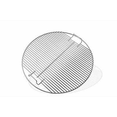 Weber 22 In Cooking Grate Grill Heavy Duty plated steel Broil Round Replacement
