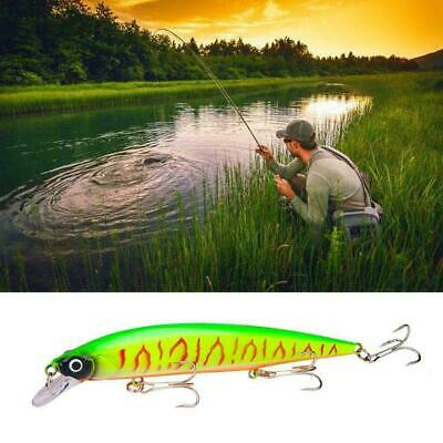 Wholesale New STYLE Minnow Fishing Lure Crank Lures Bait Tackle 14cm / 18.3g Hot