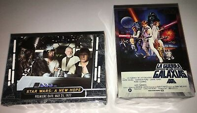2017 Star Wars 40th Anniversary Base Set 200 Cards 40 Years of Star Wars!