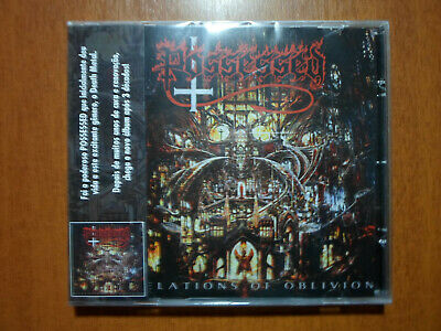 Possessed - Revelations of Oblivion RARE Braz Version with Obi Collector´s item