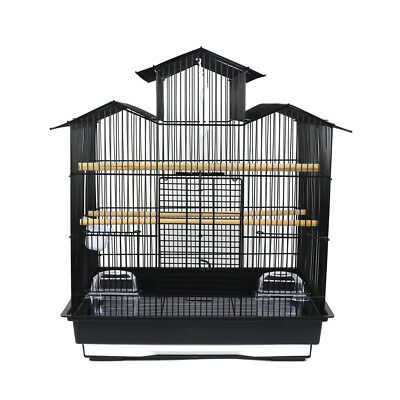 Small Bird Cage White Bird Supplies Steady Pet Ting Daffodil Bird Cage For Finch Canary Budgie