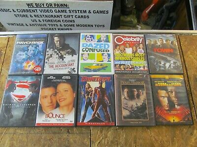 15 - CLINT EASTWOOD -- DVD Movie Collection Set (Lot 7645