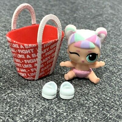 Lol Surprise L.O.L. unicorn lil dolls color change  sdus