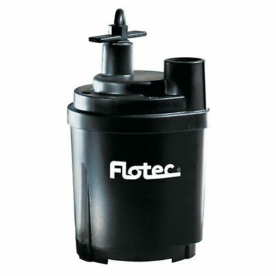 Pentair Flotec FP0S1300X 1470 GPH 1/6 HP Tempest Water Removal Utility Pump