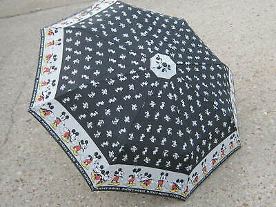 The Disney Store Parasol Mickey Mouse Umbrella