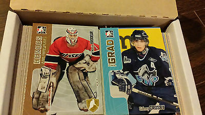2005-06 Itg Heroes & Prospects Complete Set #1-430 Loaded! W/ Update Crosby ++