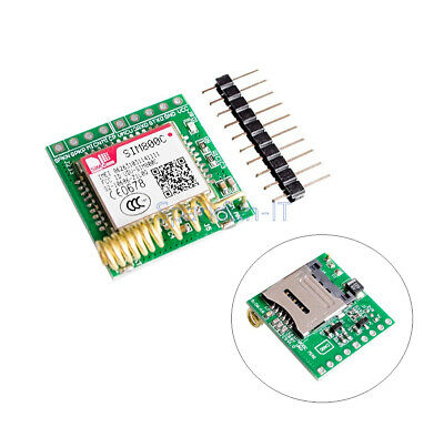 NEW SIM800C GSM GPRS STM32 Microcontroller 51 Bluetooth High TTS Replace SIM800L