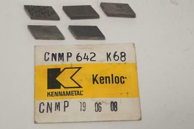 1 Pc Kennametal TNMS 434 Carbide Inserts K68 .......... 6-1-5