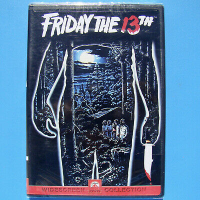 New Friday the 13th DVD - Sealed - Classic 1980's Horror Slasher Movie