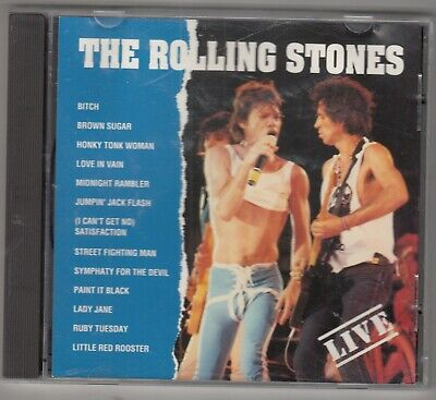 THE ROLLING STONES - live in Leeds 1971 / London 1968/69 CD
