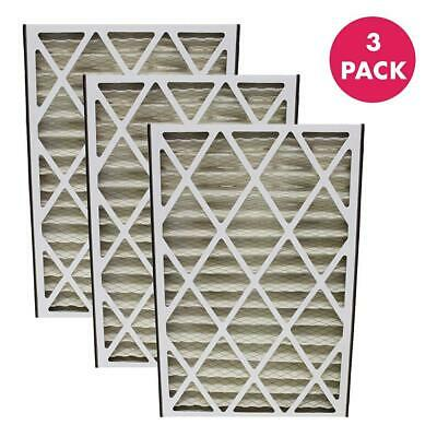 Think Crucial Replacement Air Filters Pleated Furnace Filter Parts...
