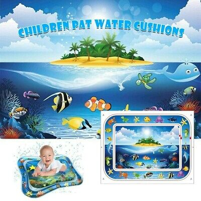 2019 Inflatable Baby Water Mat Fun Activity Play Center for Children&Infant Gift
