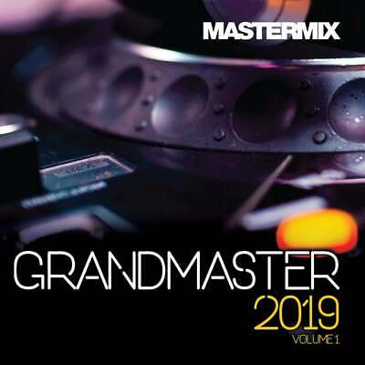 Mastermix Grandmaster 2019 Pt 1 and DJ SET 37 Chart Music Continuous Megamix CD