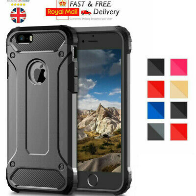 Shockproof Armor Rugged Hybrid Bumper Case For iPhone X 10 6s 8 7 Plus XS MAX XR