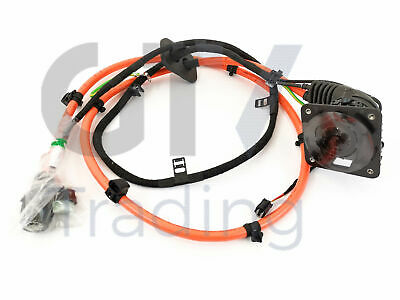 Genuine Mercedes-Benz GLE W166 Charge Socket To Battery Charger A1665409712