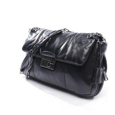 992bb71f83 PRADA BORSA BAG donna woman stoffa pelle very leather 100% authentic ...