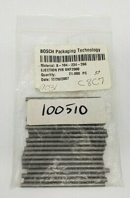 Bosh Ejection Pins GKF2000